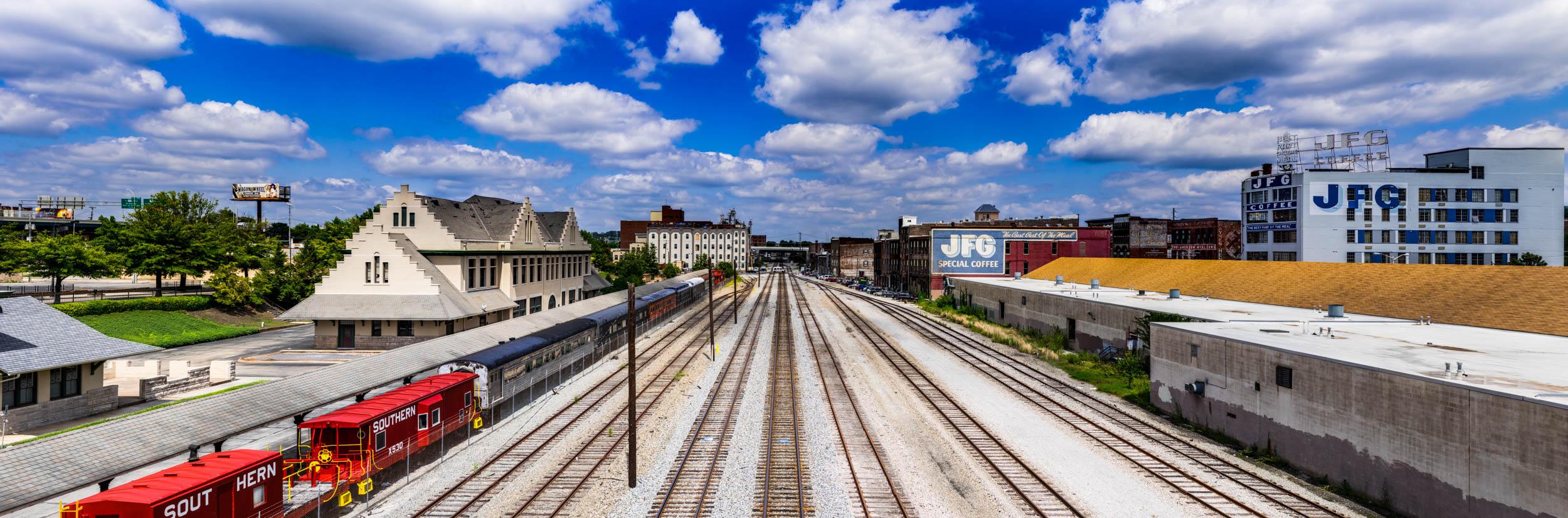knox rail depot