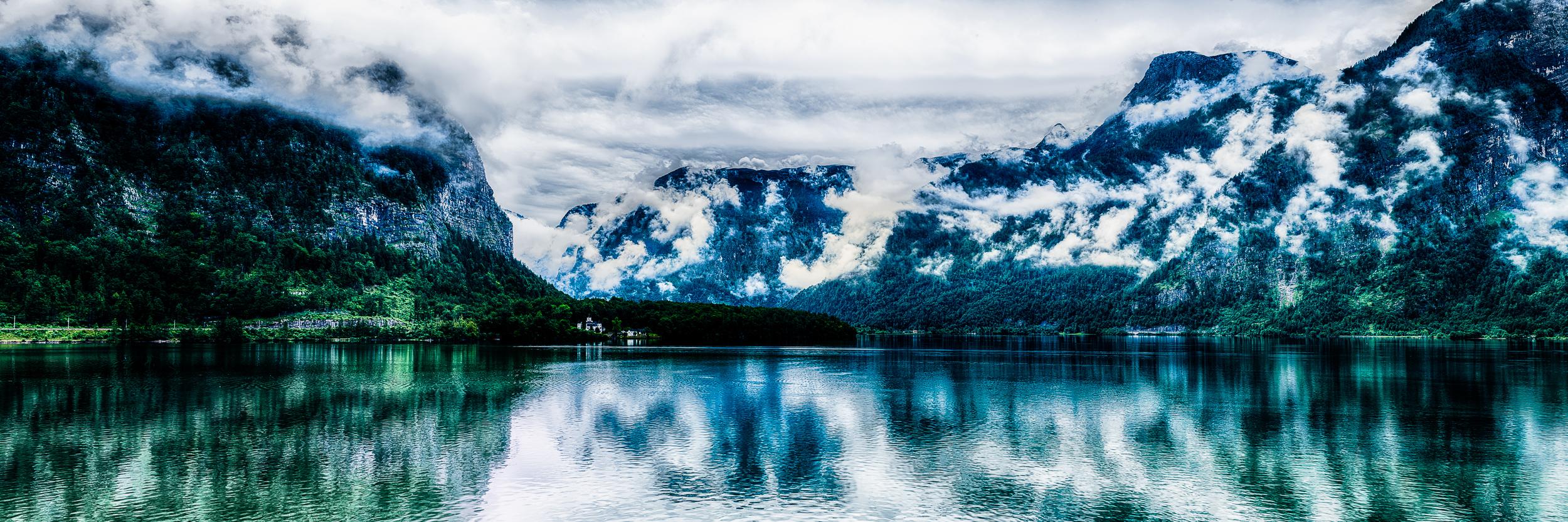 Hallstatt Lake (1x3)