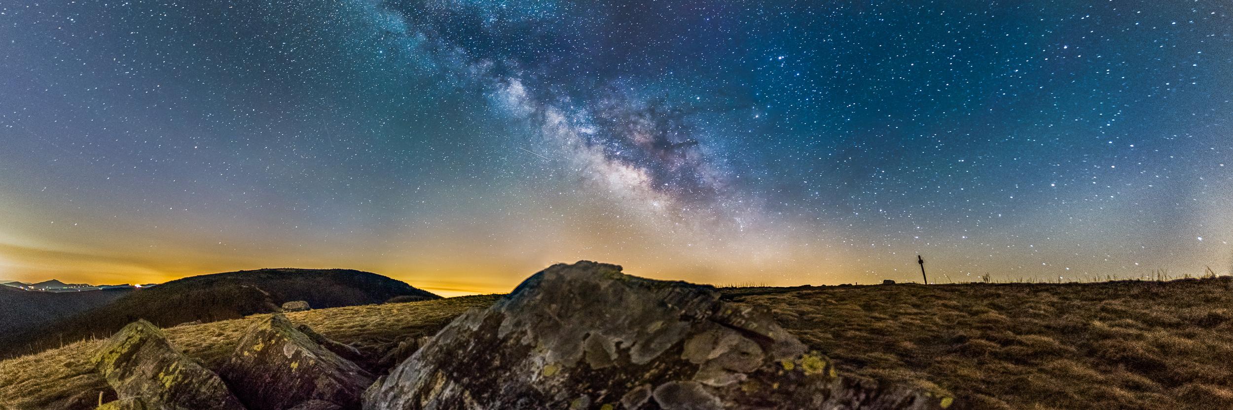 Roan Mountain Milky Way 2 (1x3)