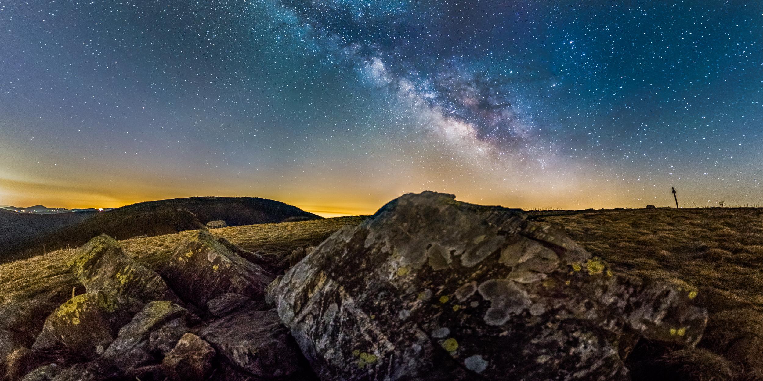 Roan Mountain Milky Way 2 (1x2)