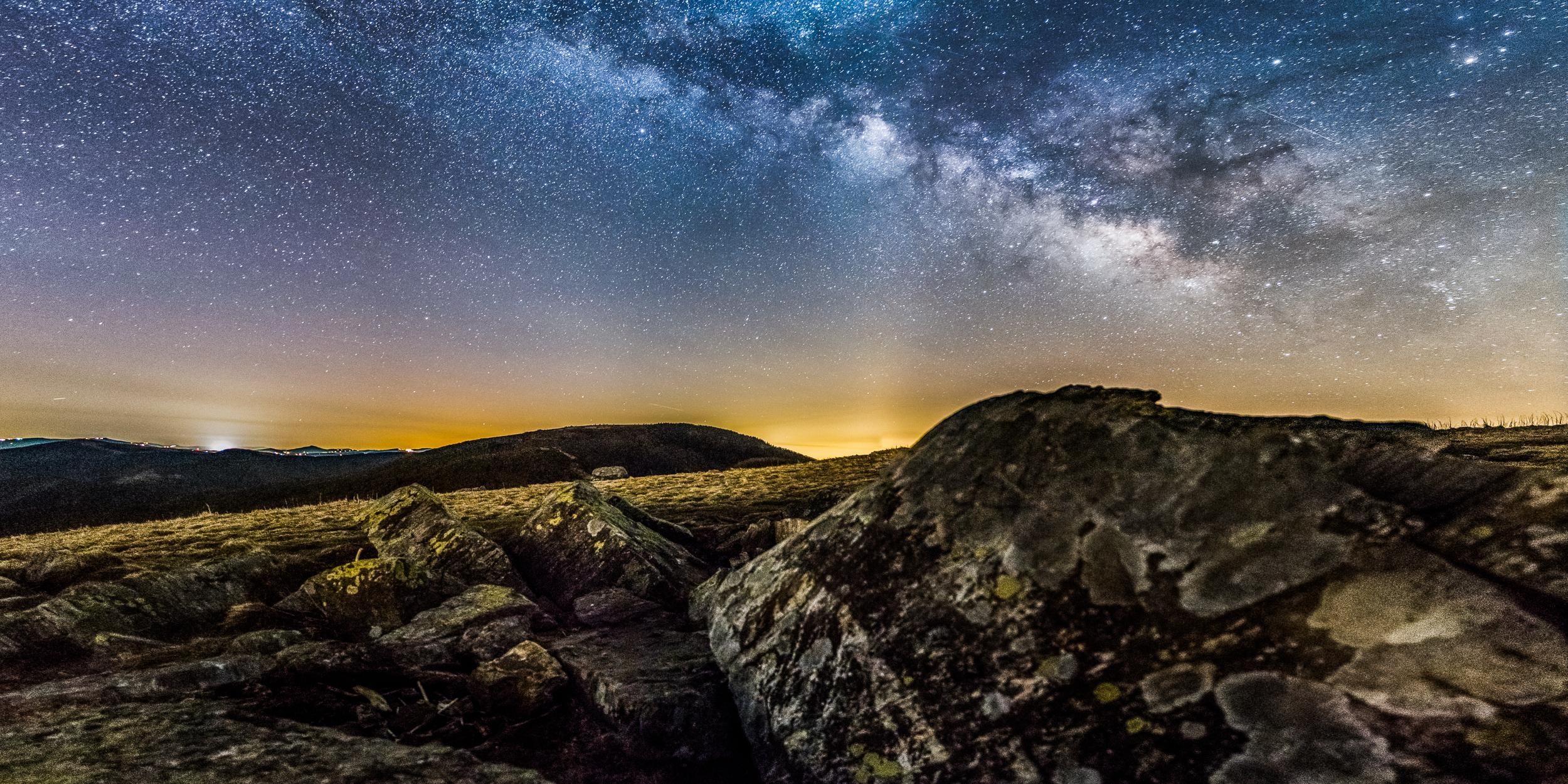 Roan Mountain Milky Way 1 (1x2)