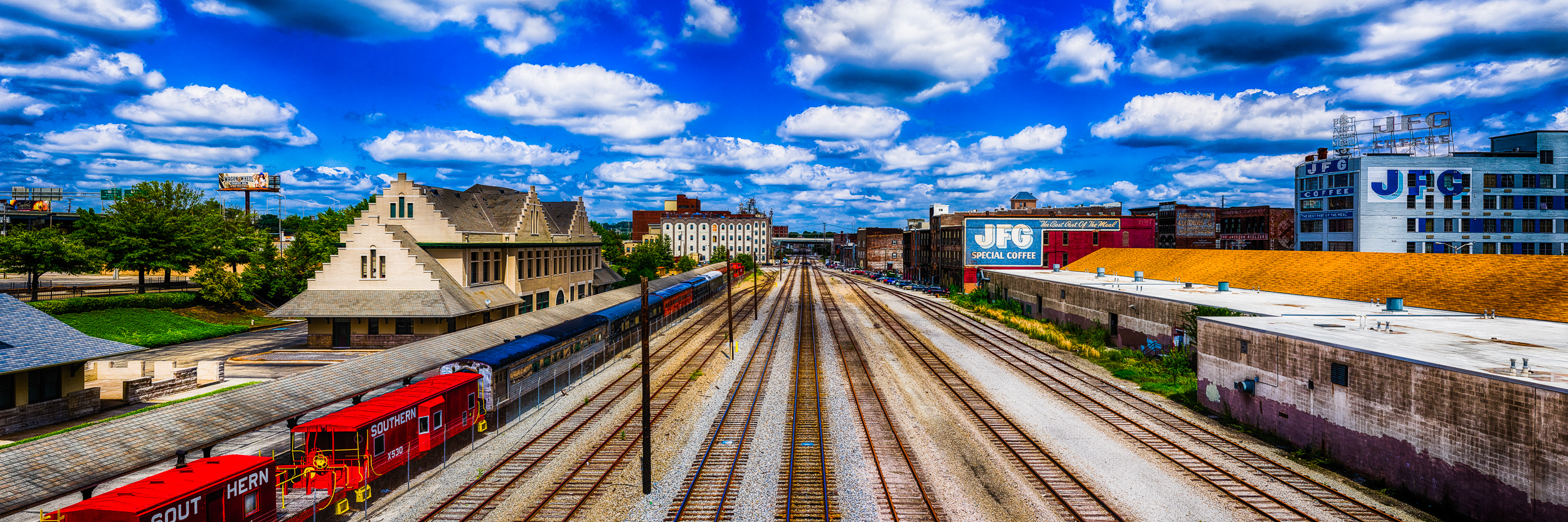 Knoxville Rail Depot