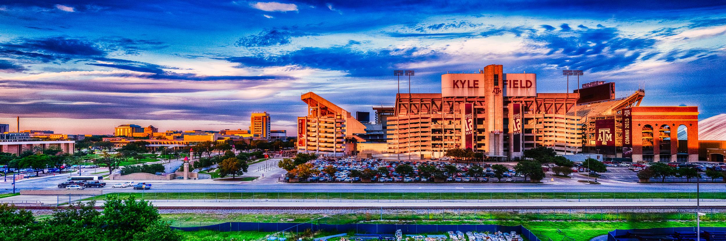 Kyle Field (1x3)